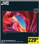 JVC 43