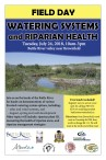 WATERING SYSTEMS and RIPARIAN HEALTH