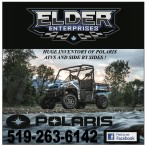 HUGE INVENTORY OF POLARIS ATVS AND SIDE BY SIDES!