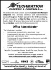 Office Administrator Wanted