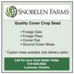 Snowbelen Farms Quality Cover Crop Seed