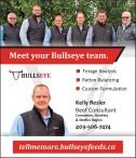 Meet your Bullseye team