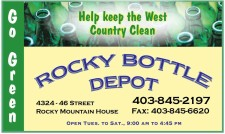 Go Green Help keep the West Country Clean