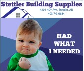 Stettler Building Supplies