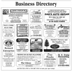 North Huron Citizen Business Directory