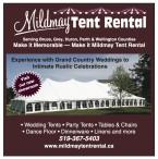 Make it Memorable — Make it Mildmay Tent Rental