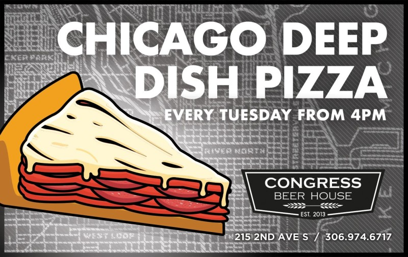 Shoplocalnow canada dining chicago deep dish pizza for Deep house chicago
