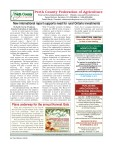 Perth County Federation of Agriculture Newsletter