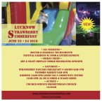 LUCKNOW STRAWBERRY SUMMERFEST