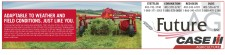 Case IH disc and sickle mower conditioners