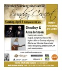 Stettler Variety Showcase Sunday Concert