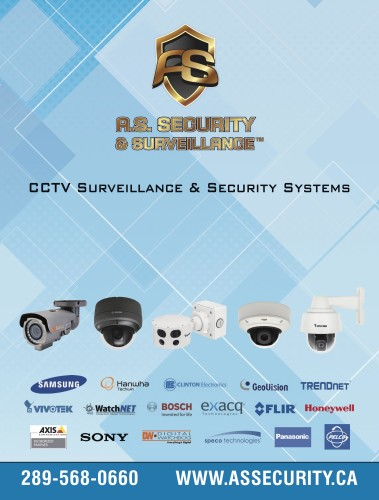 Surveillance & Security Systems