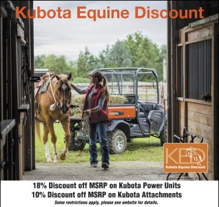 Discount On Kubota Power Units And Attachments