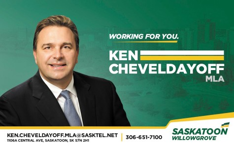 Ken Cheveldayoff  Mla Working For You