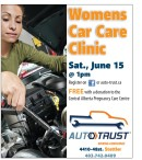 Womens Car Care Clinic