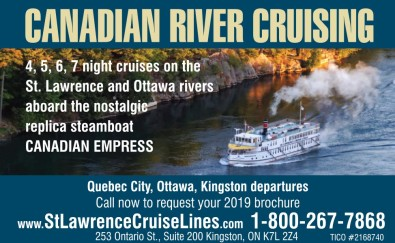 Canadian River Cruising C