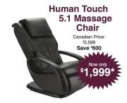 Human Touch 5.1 Massage Chair