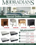 Special Online Prices at Mooradian's Furniture
