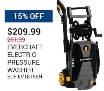 Evercraft Electric Pressure Washer