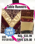 Table Runners for sale