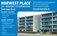 NORWEST PLACE HOUSING CO-OPERATIVE
