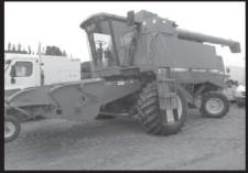 1990 JOHN DEERE 9600 SP COMBINE