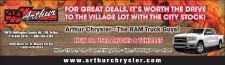 Arthur Chrysler - The RAM Truck Guys!