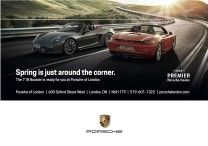 The 817 Boxster is ready for you at Porsche of London