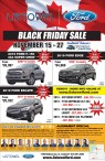 Listowel Ford  Black Friday Sale