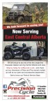 Proud to be one of the few single line Kawasaki dealers serving Central Alberta and area.