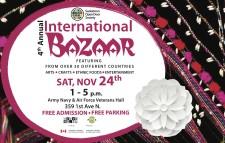 Saskatoon Open Door Society  4th Annual International BAZAAR