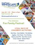 Sask Power WINDSCAPE Kite Festival