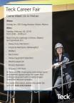 Teck Career Fair: Come Meet Us in Hinton
