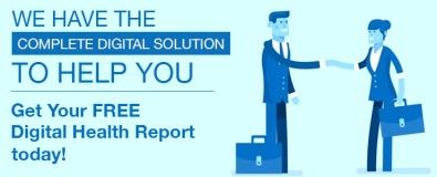 Get Your FREE Digital Health Report