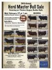 24th Annual Herd Master Bull Sale