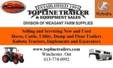 Topline Trailer & Equipment Sales