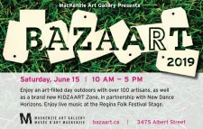 MacKenzie Art Gallery Presents BAZAART 2019