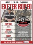22nd ANNUAL EXETER RODEO