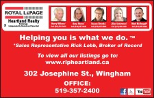 ROYAL LEPAGE Heartland Realty