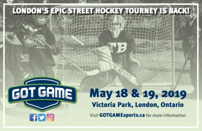 LONDON'S EPIC STREET HOCKEY TOURNEY IS BACK!