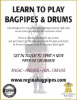 LEARN TO PLAY BAGPIPES & DRUMS