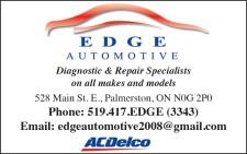 Edge Automotive Diagnostic & Repair Specialists