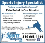 Sports Injury Specialist