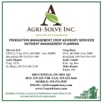 PRODUCTION MANAGEMENT CROP ADVISORY SERVICES