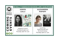 BOOK SELLERS McNALLY ROBINSON  COMING EVENTS