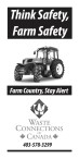 Think Safety, Farm Safety