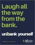 Laugh all the way from the bank with Affinity Credit Union