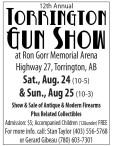 12th Annual TORRINGTON GUN SHOW