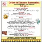 Goderich Kinsmen Summerfest