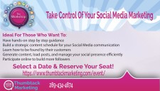 Take Control Of Your Social Media Marketing